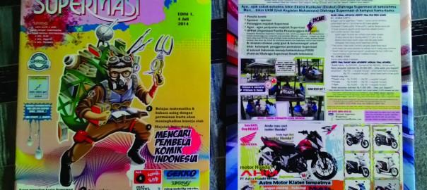 majalah supermasi 1st